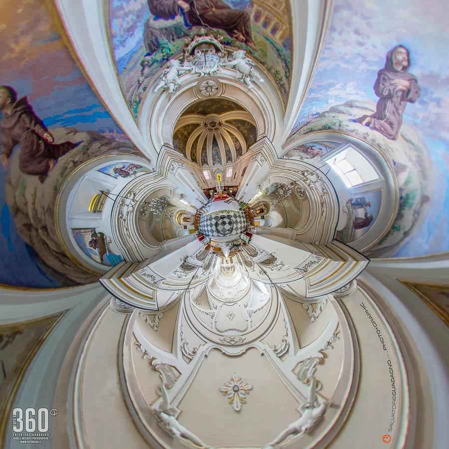 La chiesa e il convento di San Francesco