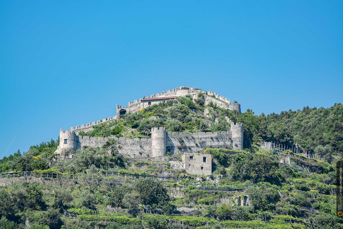 Castello di San Nicola de Thoro Plano